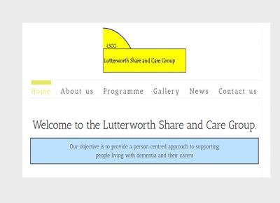 lutterworth-share-and-care-website-design-by-rr-webdesign-portfolio