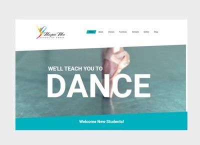 marjorie-wise-dance-school-wordpress-website-by-rr-webdesign-leicester portfolio