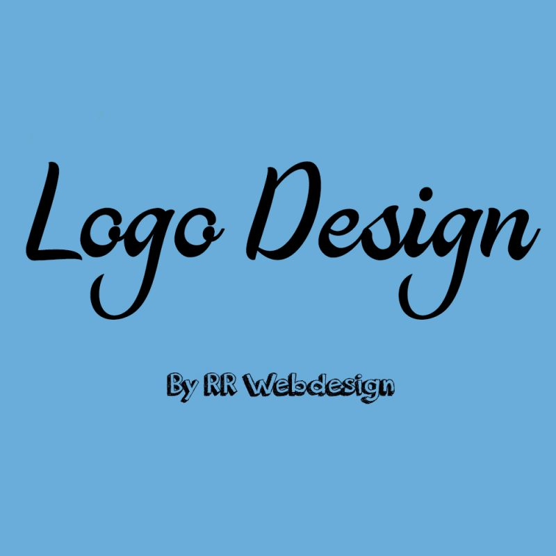 logo design by rr webdesign