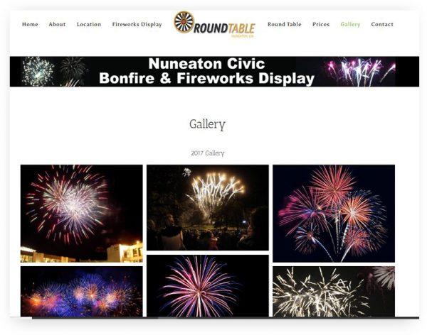 nuneaton bondfire and fireworks rrwebdesign gallery