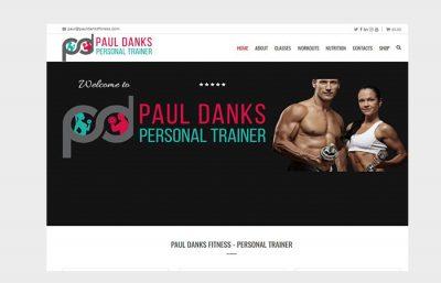 paul dankas fitness portfolio from rrwebdesign leciester