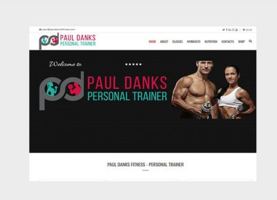 paul dankas fitness portfolio from rrwebdesign leciester