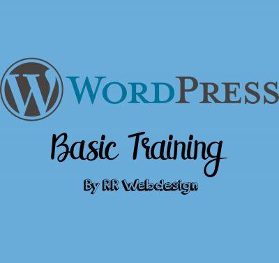 wordpress-basic-training