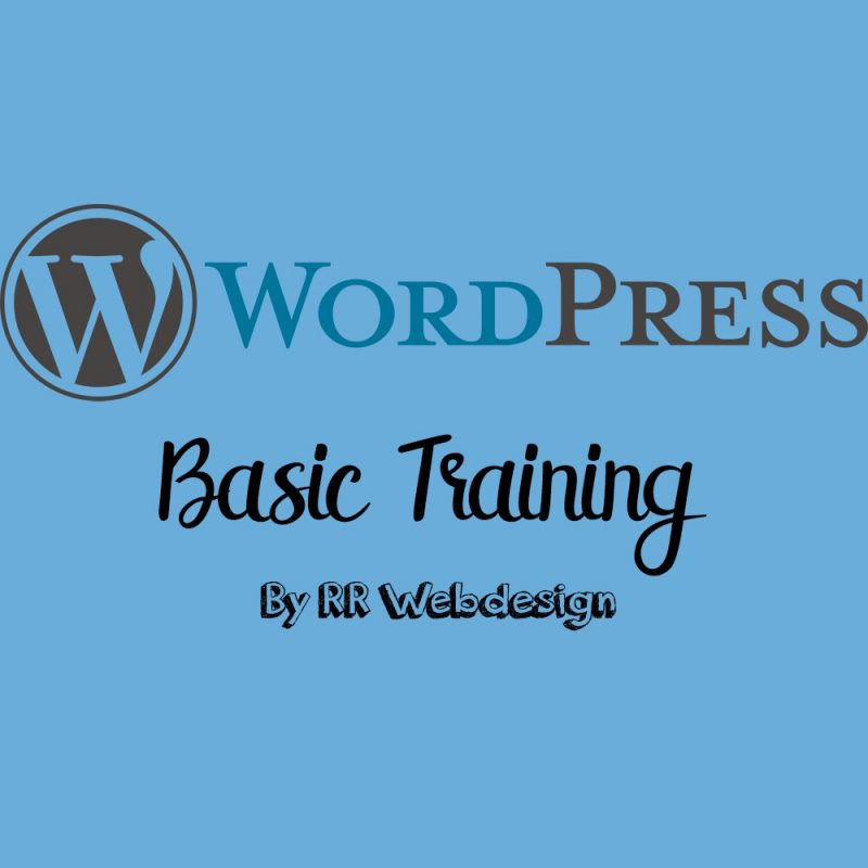 wordpress-basic-training