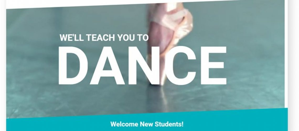marjorie wise dance school wordpress website by rr webdesign leicester
